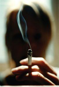 A nikotin eddig ismeretlen hatása