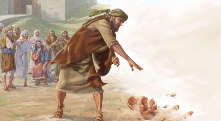 Jeremiás látomásai