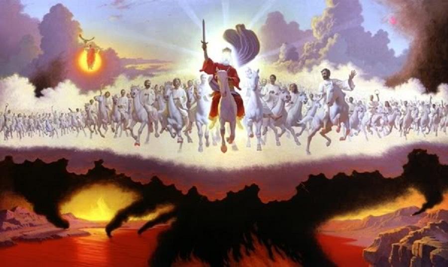 Jézus a jelenések könyvében