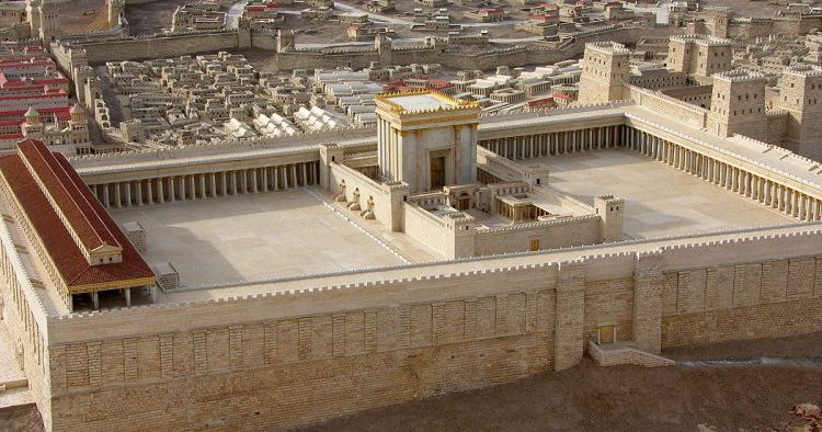 A jeruzsálemi templom – Dénes Ottó