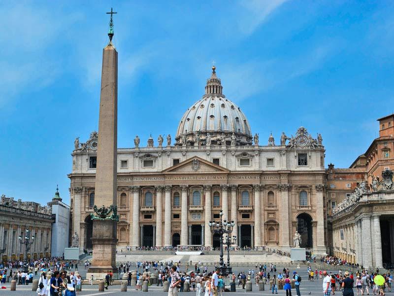 Obeliszk - Vatikán
